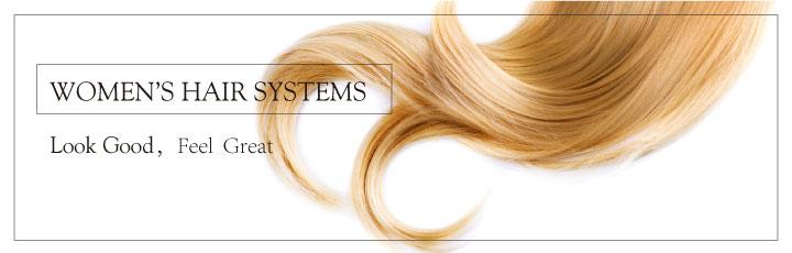 Sistemas Capilares para mujer