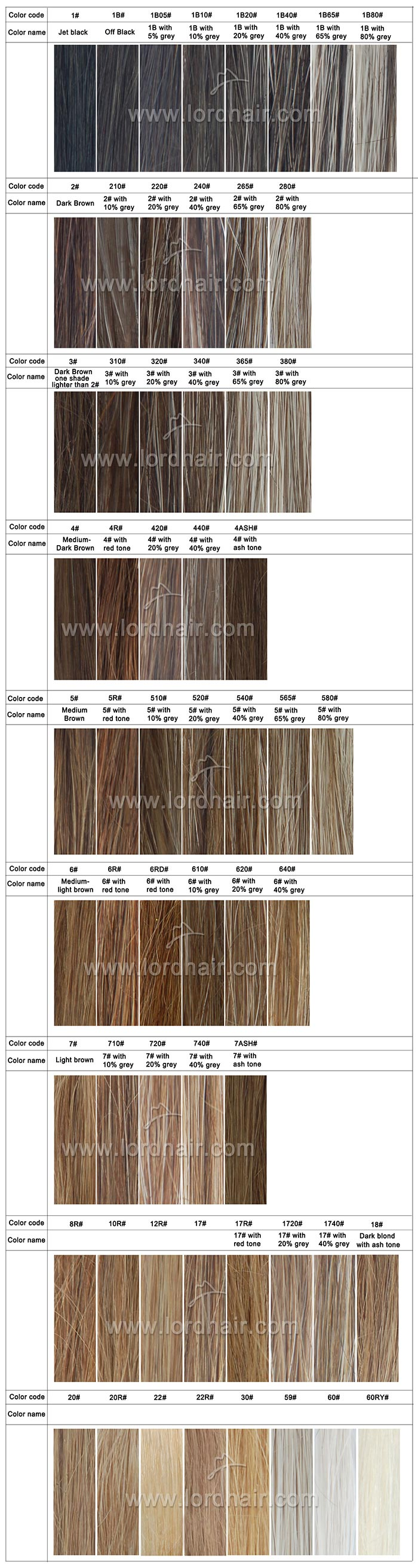hair replacement mens hair color
